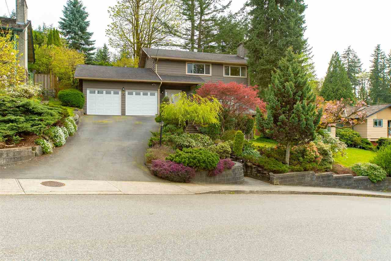 "Main Photo: 2314 SUMPTER Drive in Coquitlam: Chineside House for sale in ""CHINESIDE"" : MLS®# R2366558"