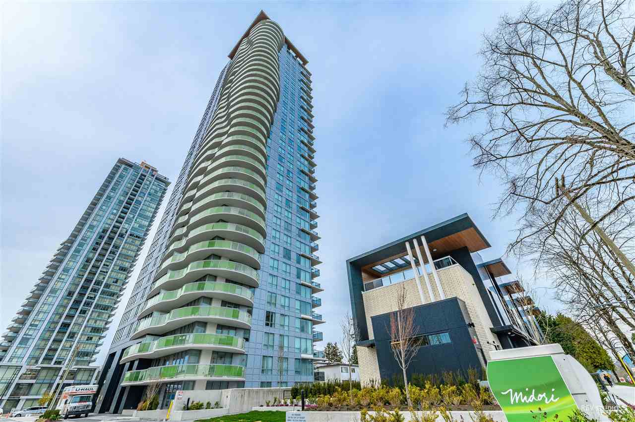 Main Photo: 1401 6638 DUNBLANE Avenue in Burnaby: Metrotown Condo for sale (Burnaby South)  : MLS®# R2370661
