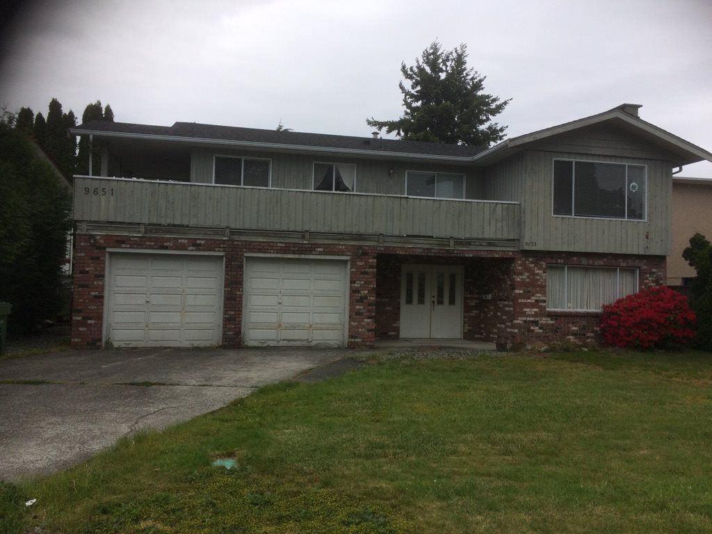 Main Photo: 9651 SNOWDON Avenue in Richmond: South Arm House for sale : MLS®# R2373262
