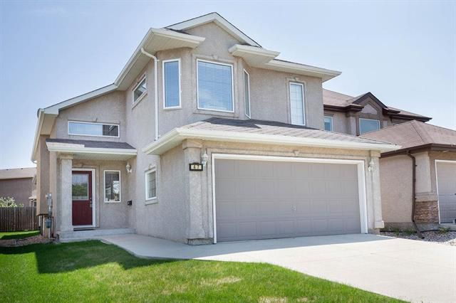 Main Photo: 47 Al Thompson Drive in Winnipeg: Harbour View South Residential for sale (3J)  : MLS®# 1914961