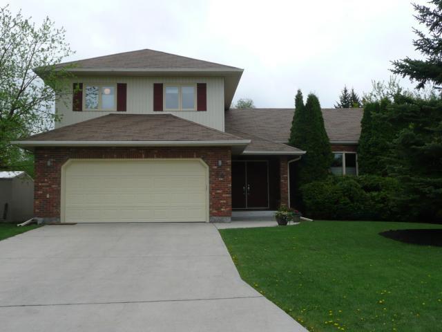 Main Photo: 94 MCNULTY Crescent in WINNIPEG: St Vital Residential for sale (South East Winnipeg)  : MLS®# 1109917
