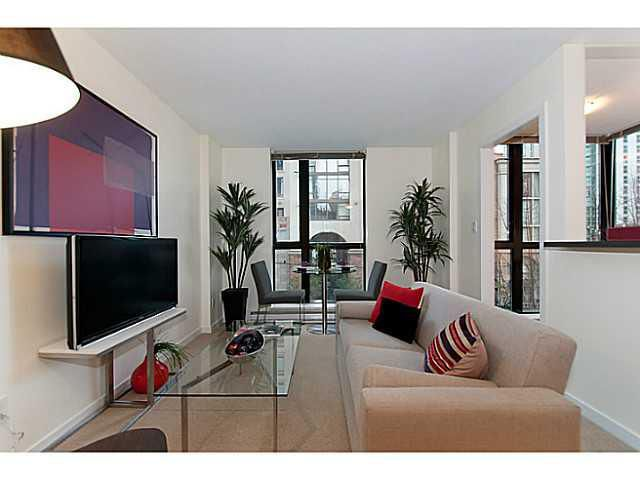 Main Photo: 311 1295 RICHARDS Street in Vancouver: Downtown VW Condo for sale (Vancouver West)  : MLS®# V998097