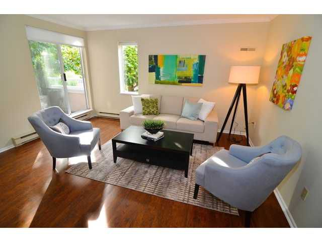 Main Photo: # 205 1845 W 7TH AV in Vancouver: Kitsilano Condo for sale (Vancouver West)  : MLS®# V1030758