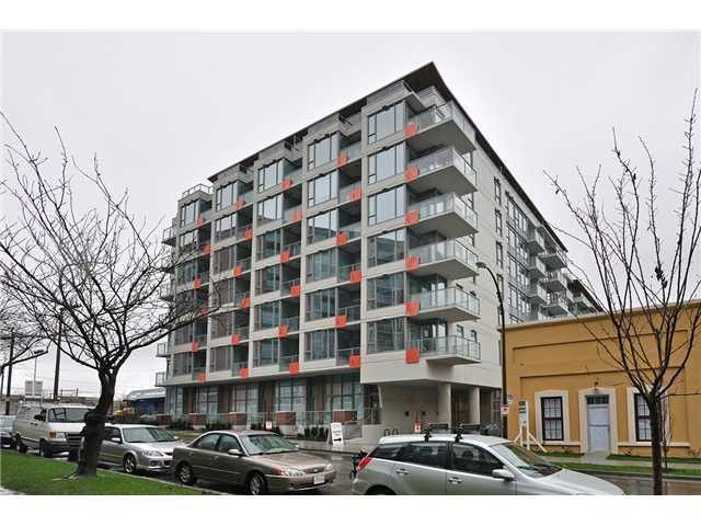 """Main Photo: 608 251 E 7TH Avenue in Vancouver: Mount Pleasant VE Condo for sale in """"District"""" (Vancouver East)  : MLS®# V1065509"""