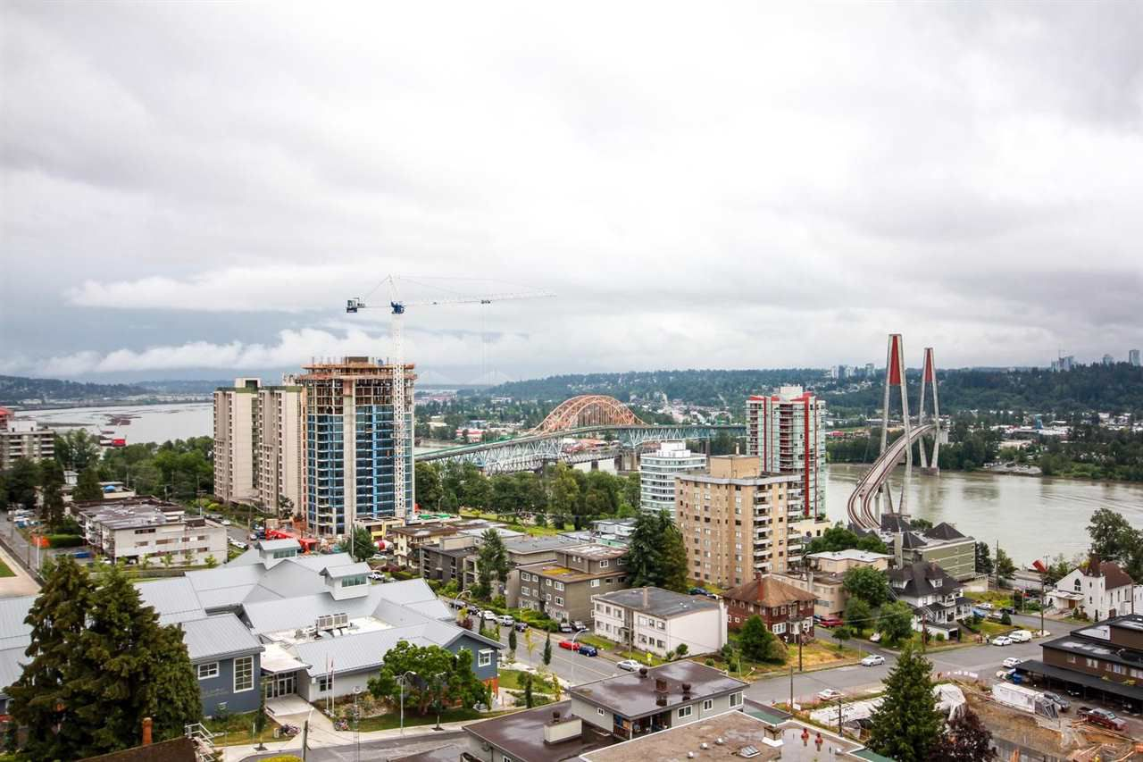 Main Photo: 1506 320 ROYAL Avenue in New Westminster: Downtown NW Condo for sale : MLS®# R2080526