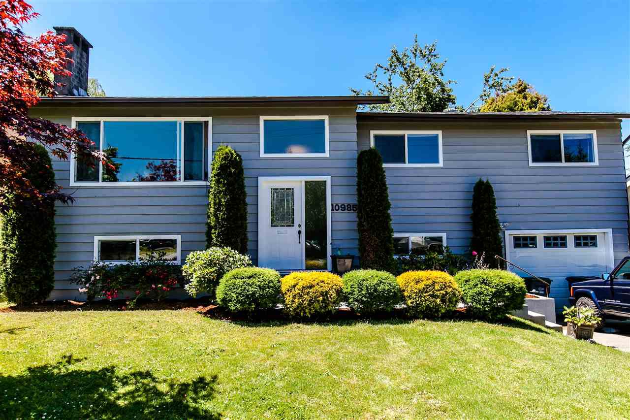 Main Photo: 10985 152 Street in Surrey: Bolivar Heights House for sale (North Surrey)  : MLS®# R2083642