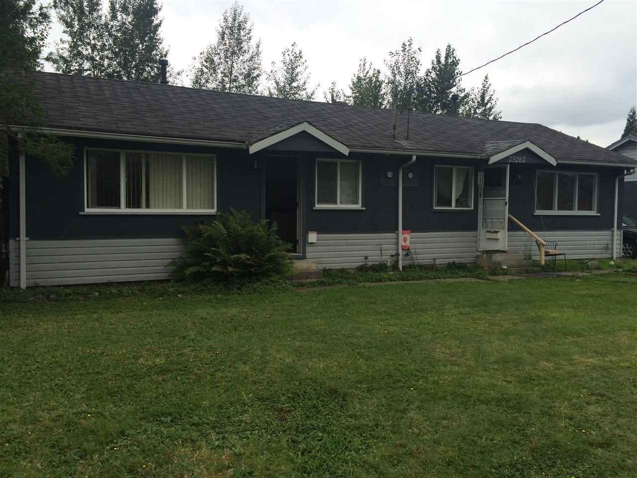 Main Photo: 23244 - 23248 DEWDNEY TRUNK Road in Maple Ridge: Cottonwood MR House Duplex for sale : MLS®# R2099959