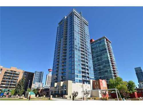 Main Photo: 1007 13 Avenue SW in Calgary: Single Level Apartment for sale : MLS®# C3539830