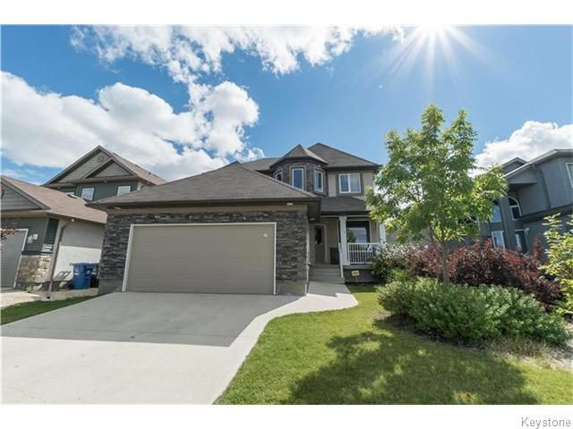 Main Photo: 78 John Angus Drive in Winnipeg: South Pointe Residential for sale (1R)  : MLS®# 1624230