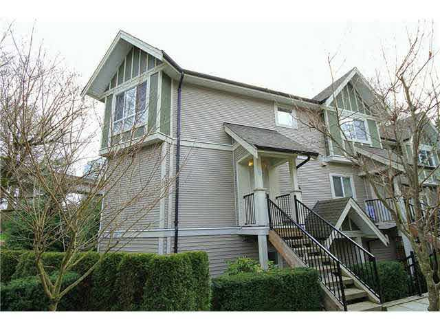 Main Photo: 20 6888 RUMBLE STREET in : South Slope Townhouse for sale : MLS®# V1113137