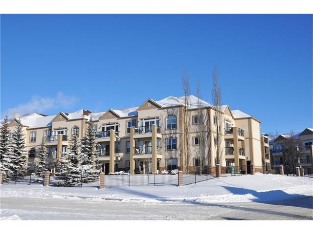 Main Photo: 2115 303 ARBOUR CREST Drive NW in Calgary: Arbour Lake Condo for sale : MLS®# C4092721