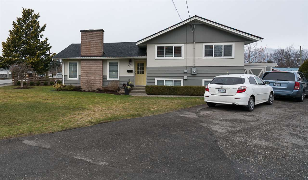 Main Photo: 46267 BROOKS Avenue in Chilliwack: Chilliwack E Young-Yale House for sale : MLS®# R2145320
