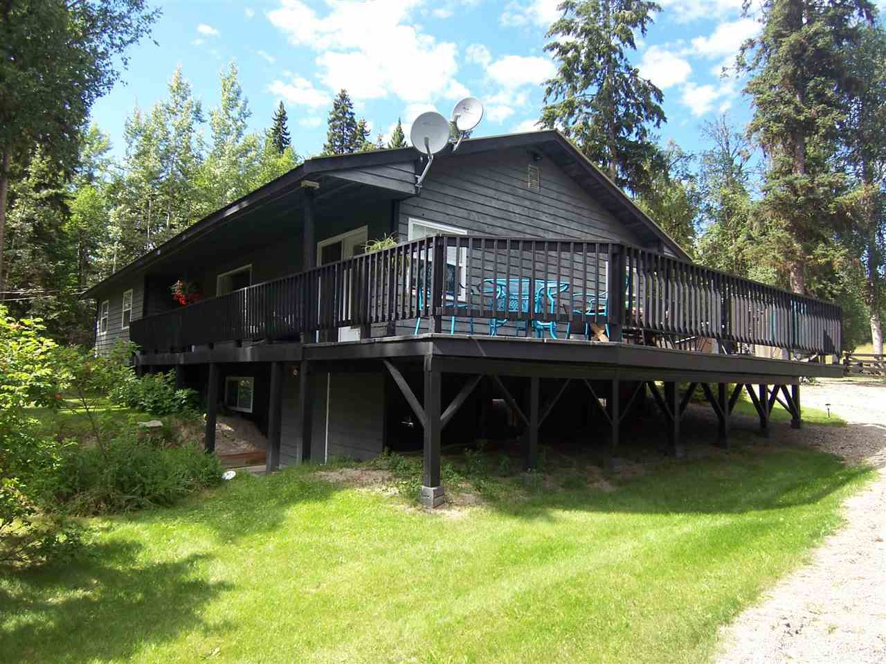 Main Photo: 2288 KOHANKO Road: Bouchie Lake House for sale (Quesnel (Zone 28))  : MLS®# R2150051