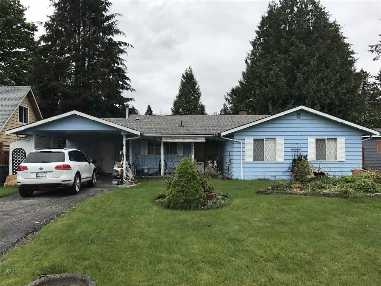 Main Photo: 19343 119B Avenue in Pitt Meadows: Central Meadows House for sale : MLS®# R2170388