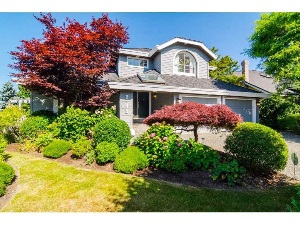 Main Photo: 2145 150A Street in Surrey: Sunnyside Park Surrey House for sale (South Surrey White Rock)  : MLS®# R2183885