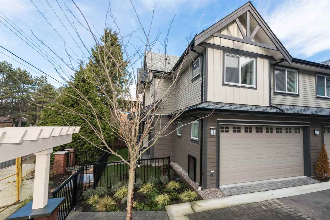 4 7011 WILLIAMS Road in Richmond: Broadmoor Townhouse for sale in