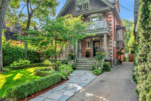 Main Photo: 85 Binscarth Road in Toronto: Rosedale-Moore Park House (3-Storey) for sale (Toronto C09)  : MLS®# C4046505