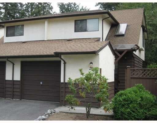 "Main Photo: 29 12227 SKILLEN Street in Maple Ridge: Northwest Maple Ridge Townhouse for sale in ""MCKINNEY CREEK ESTATE"" : MLS®# R2247691"