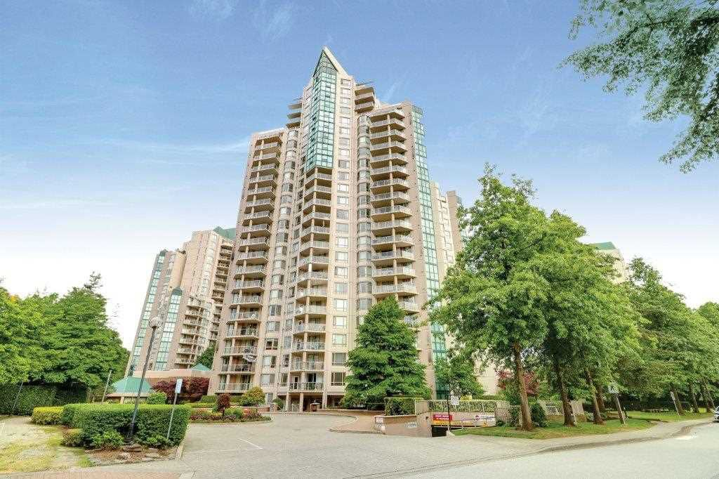 "Main Photo: 1101 1199 EASTWOOD Street in Coquitlam: North Coquitlam Condo for sale in ""SELKIRK"" : MLS®# R2299298"