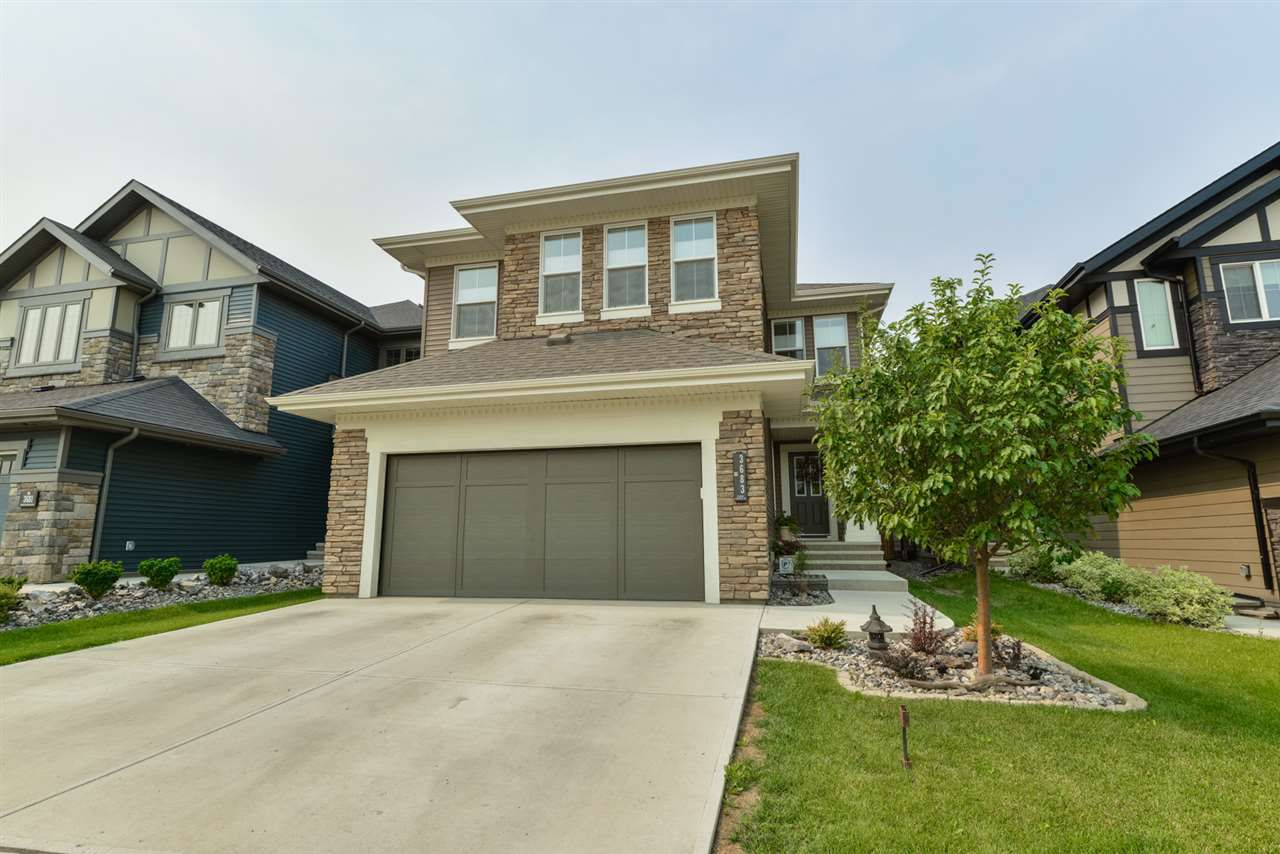 Main Photo: 3683 KESWICK Boulevard in Edmonton: Zone 56 House for sale : MLS®# E4151967