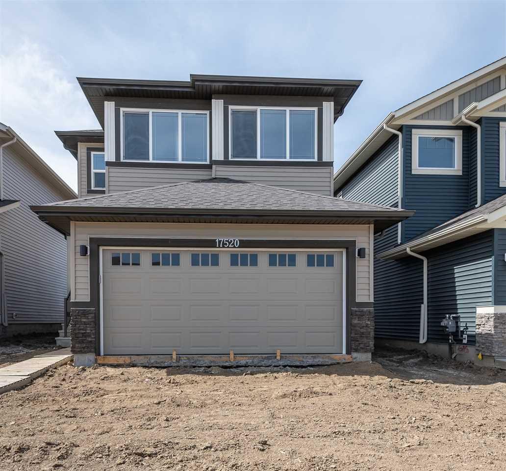 Main Photo: 17520 124 Street in Edmonton: Zone 27 House for sale : MLS®# E4156844