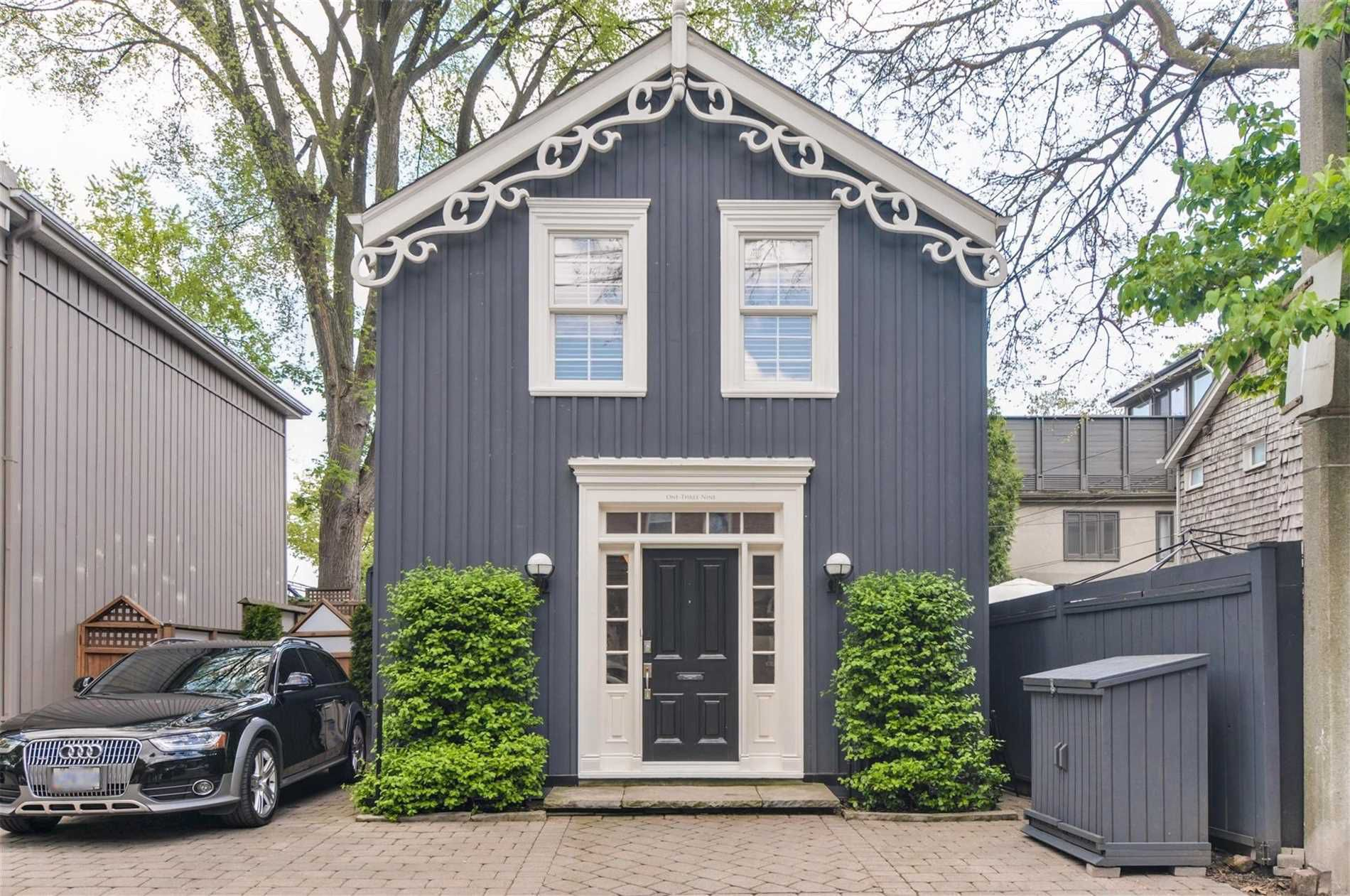 Main Photo: 139 Spruce Street in Toronto: Cabbagetown-South St. James Town House (2-Storey) for sale (Toronto C08)  : MLS®# C4466619
