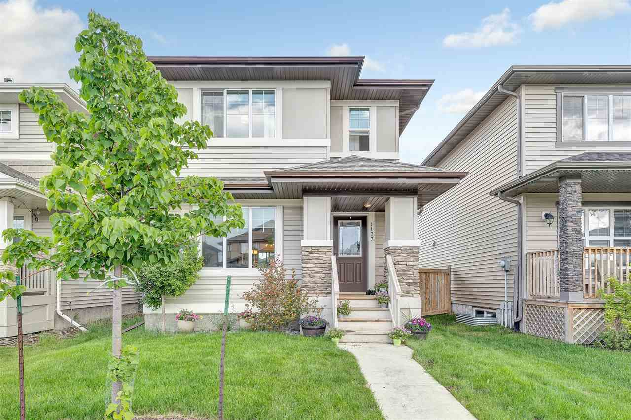 Main Photo: 1133 177A Street in Edmonton: Zone 56 House for sale : MLS®# E4164010