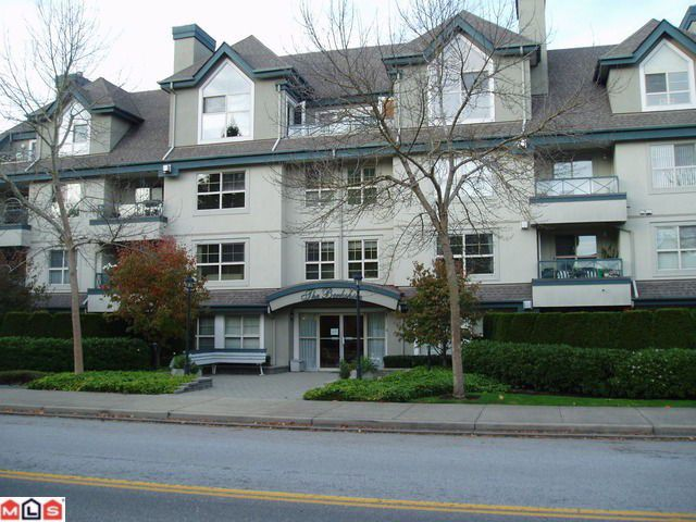 "Main Photo: 301 15325 17TH Avenue in Surrey: King George Corridor Condo for sale in ""The Berkshire"" (South Surrey White Rock)  : MLS®# F1127372"