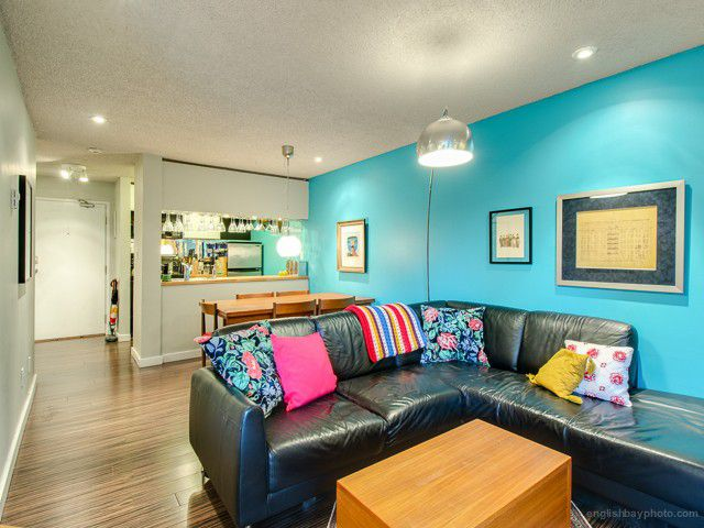 Main Photo: # 509A 1040 PACIFIC ST in Vancouver: West End VW Condo for sale (Vancouver West)  : MLS®# V1002757
