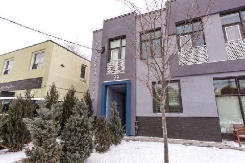 Main Photo: 7 99 Chandos Avenue in Toronto: Dovercourt-Wallace Emerson-Junction Condo for lease (Toronto W02)  : MLS®# W2821955