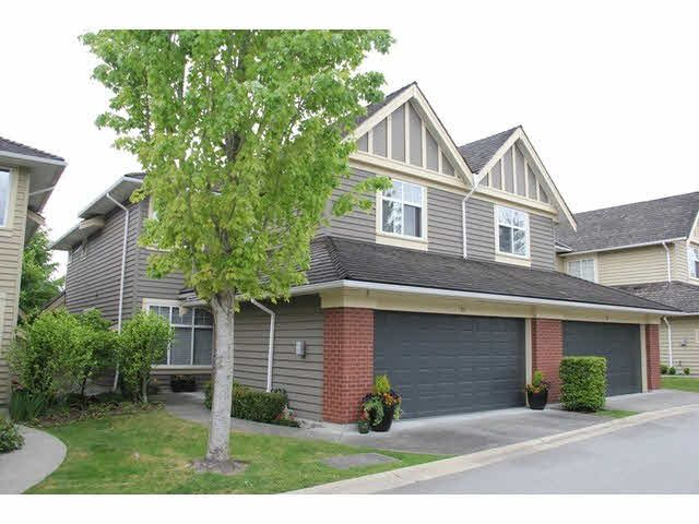 """Main Photo: 12 15450 ROSEMARY HEIGHTS Crescent in Surrey: Morgan Creek Townhouse for sale in """"The Carrington"""" (South Surrey White Rock)  : MLS®# F1441408"""