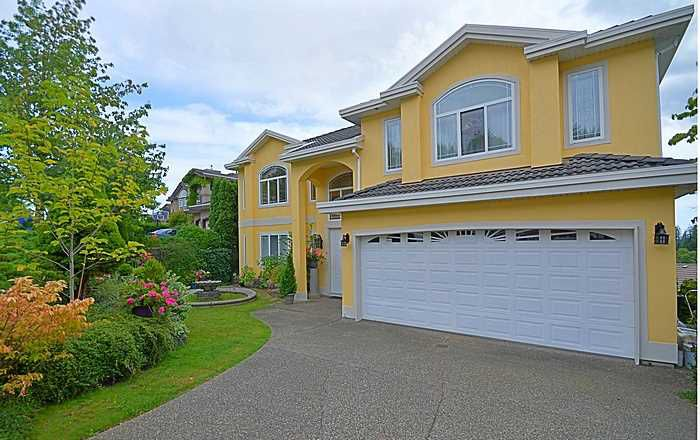 "Main Photo: 2566 DIAMOND Crescent in Coquitlam: Westwood Plateau House for sale in ""S"" : MLS®# V1135523"
