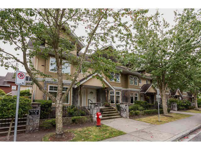 """Main Photo: 2 15432 16A Avenue in Surrey: King George Corridor Townhouse for sale in """"Carlton Court"""" (South Surrey White Rock)  : MLS®# F1449185"""