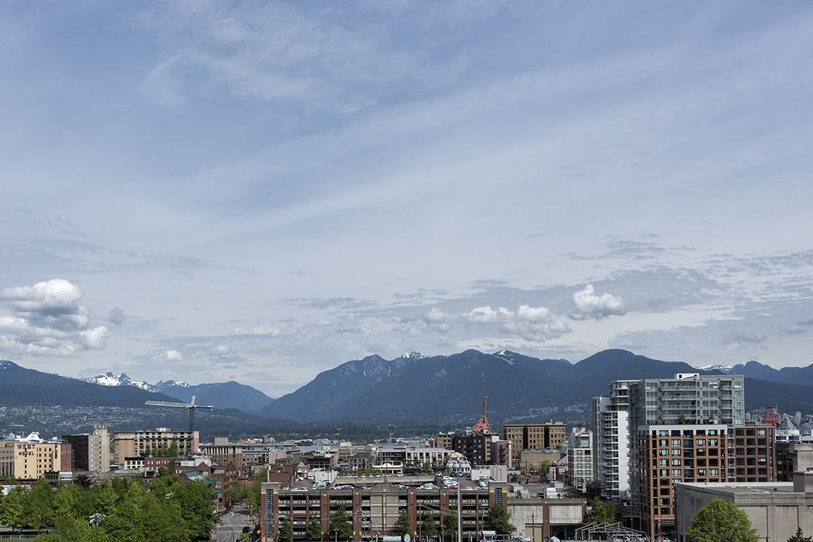 """Main Photo: 1202 125 MILROSS Avenue in Vancouver: Mount Pleasant VE Condo for sale in """"CREEKSIDE"""" (Vancouver East)  : MLS®# R2060927"""