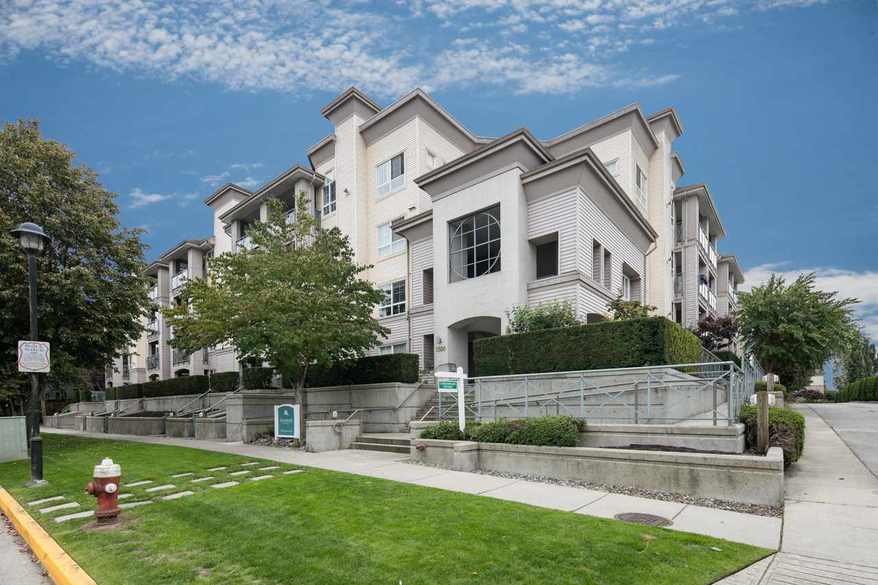 Main Photo: 104 5500 ANDREWS Road in Richmond: Steveston South Condo for sale : MLS®# R2109009