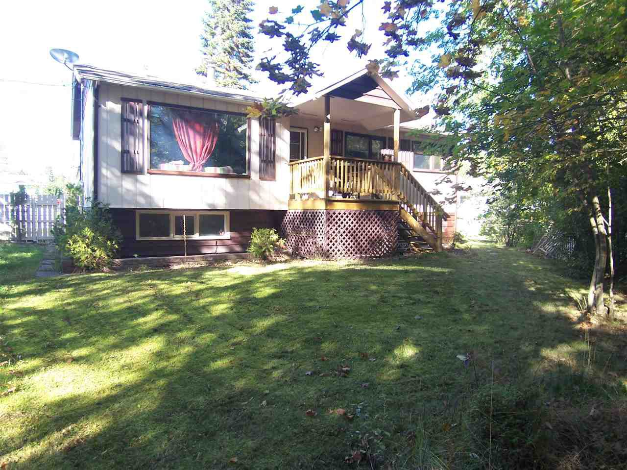 Main Photo: 731 BEAUBIEN Avenue in Quesnel: Quesnel - Town House for sale (Quesnel (Zone 28))  : MLS®# R2109317