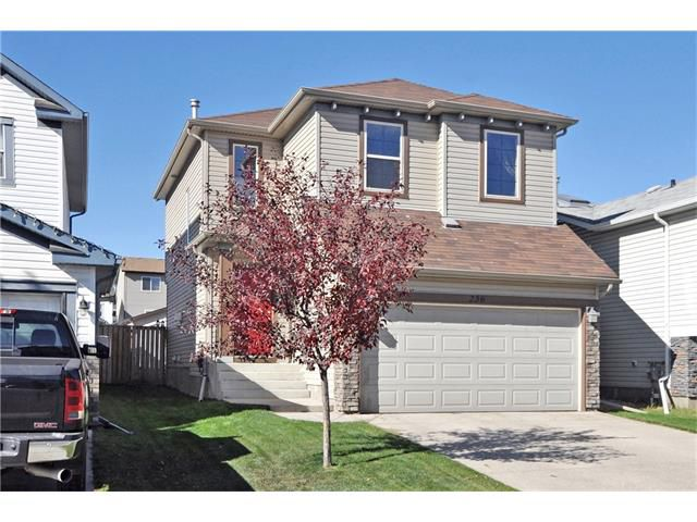 Main Photo: 236 COVEBROOK Close NE in Calgary: Coventry Hills House for sale : MLS®# C4082925
