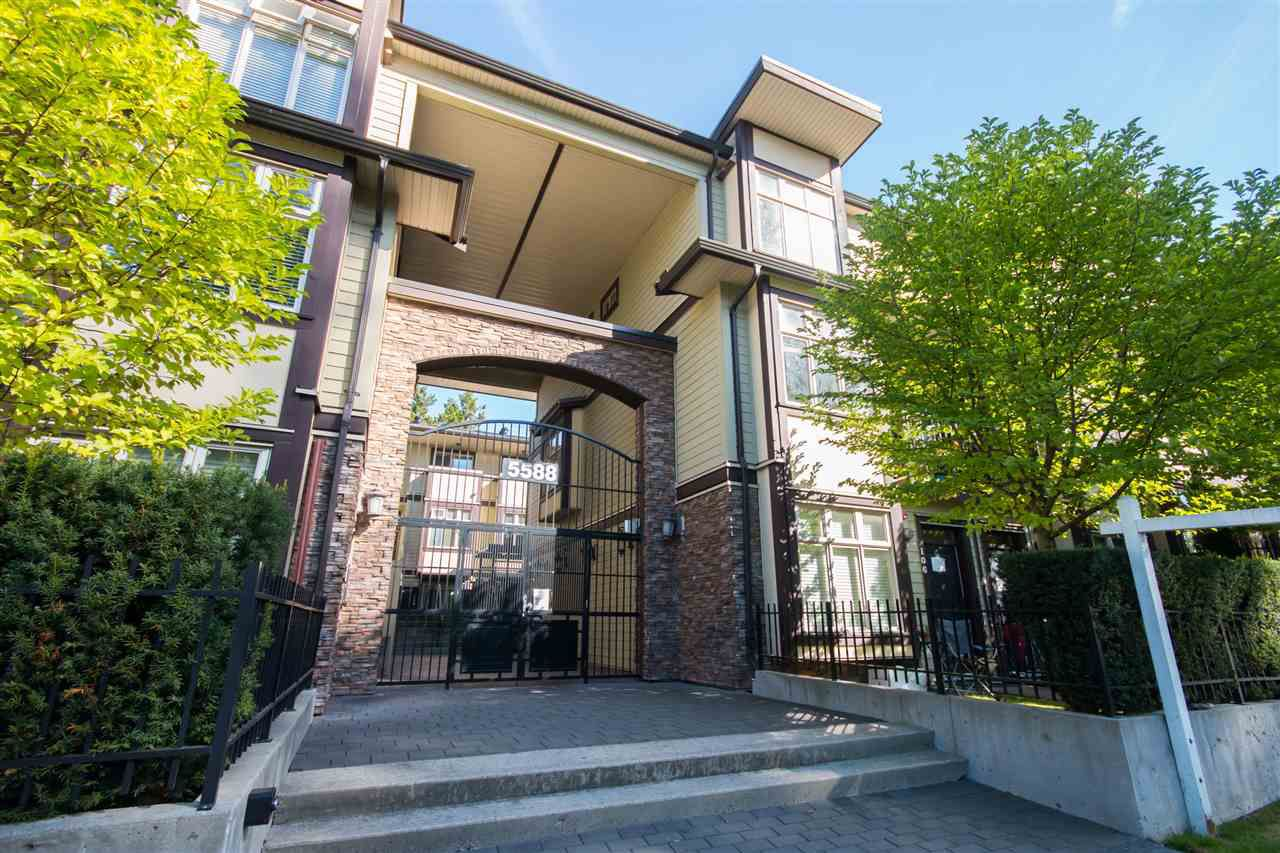 "Main Photo: 220 5588 PATTERSON Avenue in Burnaby: Central Park BS Townhouse for sale in ""DECORUS"" (Burnaby South)  : MLS®# R2111727"