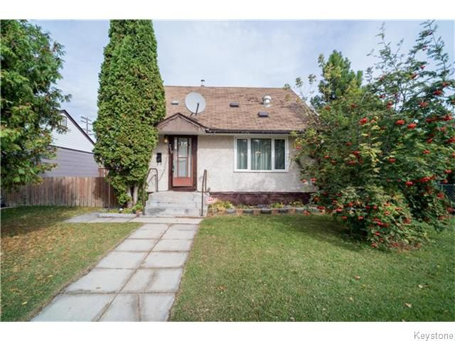 Main Photo: 719 Harbison Avenue East in Winnipeg: East Kildonan Residential for sale (3B)  : MLS®# 1626698