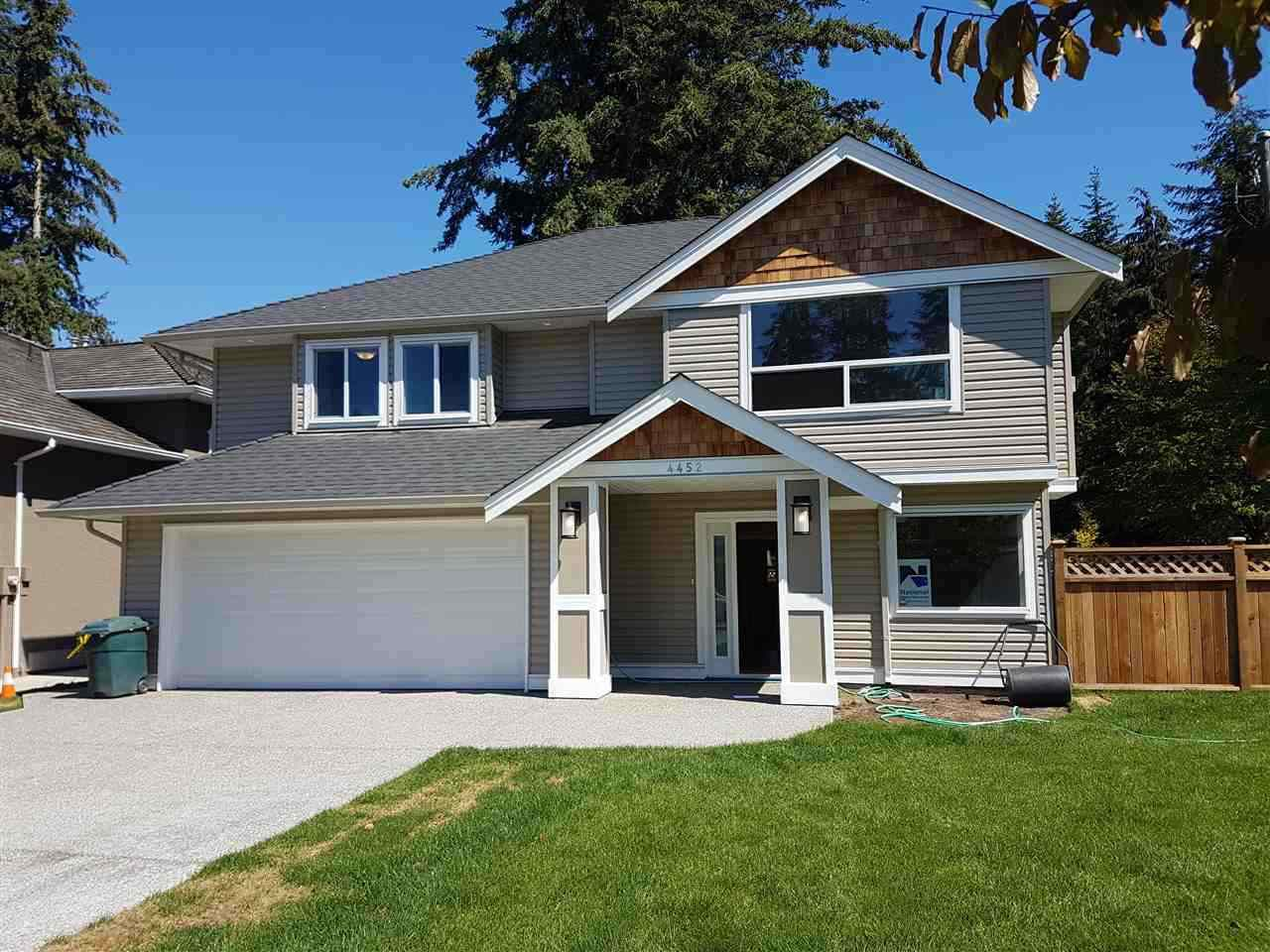 Main Photo: 4452 208A Street in Langley: Brookswood Langley House for sale : MLS®# R2119827