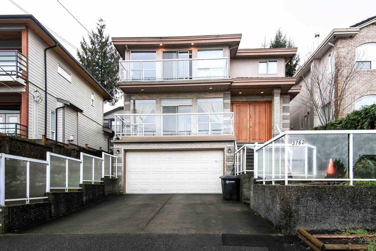 Main Photo: 3762 CARDIFF Street in Burnaby: Central Park BS House for sale (Burnaby South)  : MLS®# R2120823
