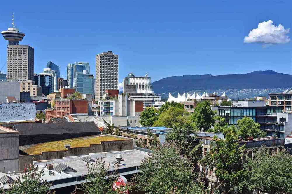 Main Photo: 601 22 CORDOVA STREET in Vancouver East: Home for sale : MLS®# R2094569