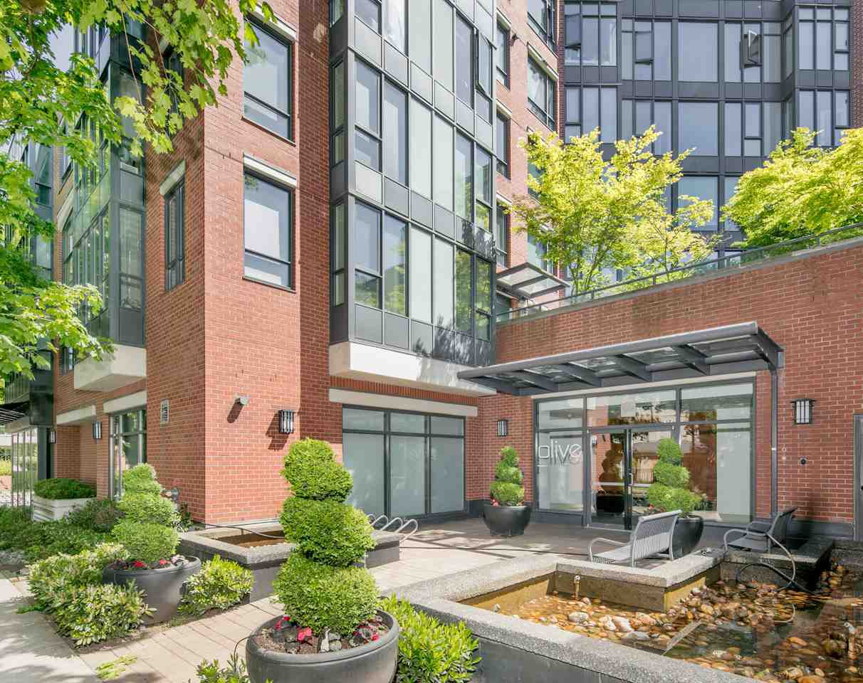 "Main Photo: 603 3228 TUPPER Street in Vancouver: Cambie Condo for sale in ""THE OLIVE"" (Vancouver West)  : MLS®# R2166275"