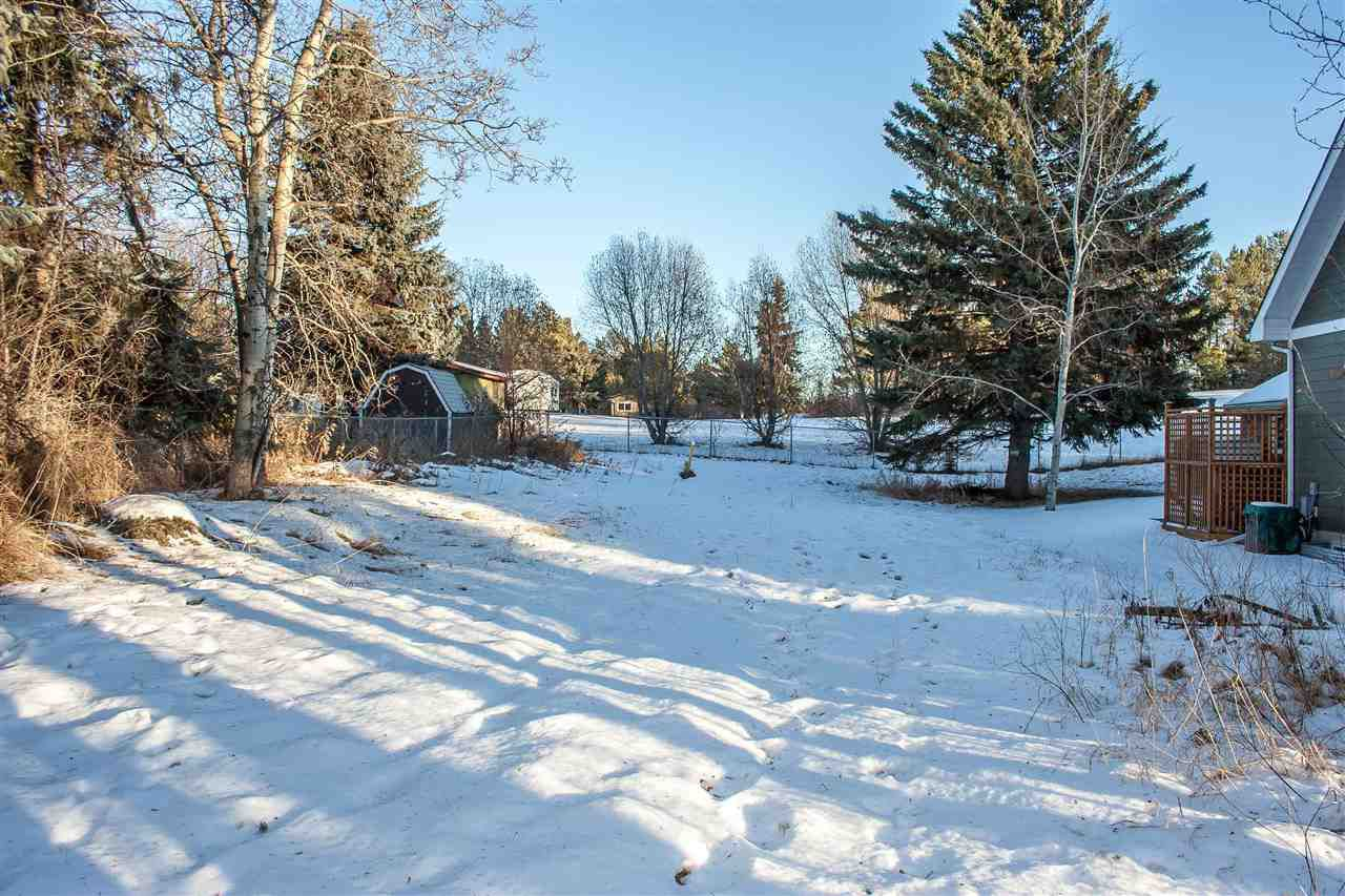 Main Photo: 730 Lakeside Drive: Rural Parkland County Rural Land/Vacant Lot for sale : MLS®# E4090138