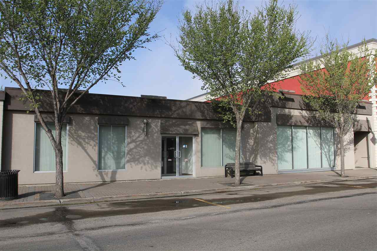 Main Photo: 18S Perron Street: St. Albert Retail for lease : MLS®# E4112208