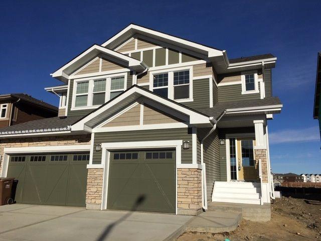 Main Photo: 97 Juneau Way: St. Albert House Half Duplex for sale : MLS®# E4127009