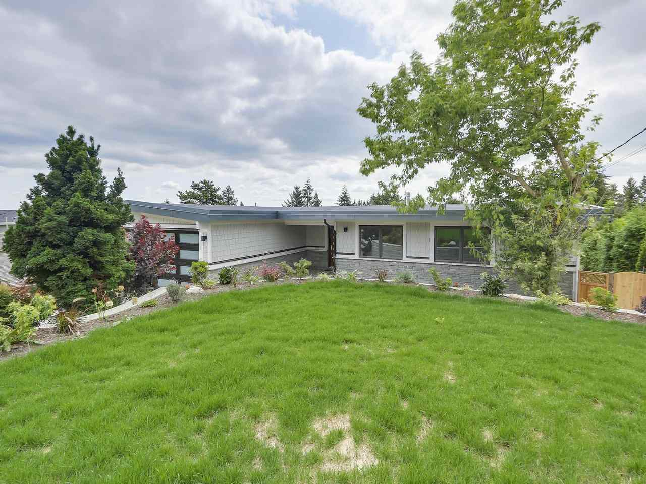 Main Photo: 1220 OTTABURN Road in West Vancouver: British Properties House for sale : MLS®# R2314033