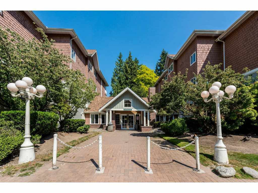 """Main Photo: 201 9626 148TH Street in Surrey: Guildford Condo for sale in """"Hartfood Woods"""" (North Surrey)  : MLS®# R2329881"""