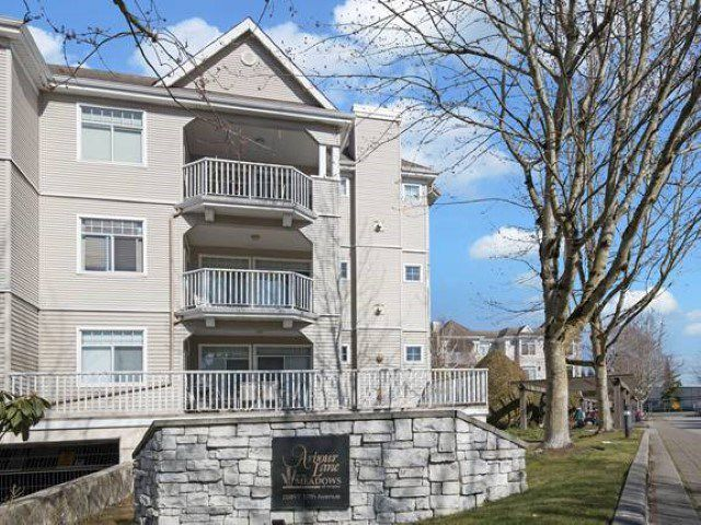 """Main Photo: 110 20897 57 Avenue in Langley: Langley City Condo for sale in """"ARBOUR LANE"""" : MLS®# R2350088"""