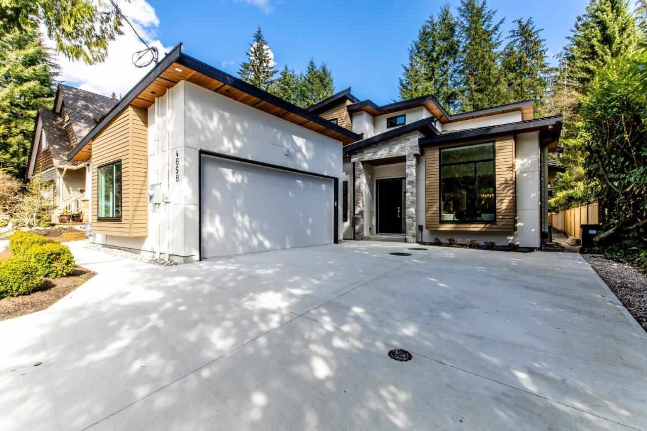 Main Photo: 4656 RAMSAY Road in North Vancouver: Lynn Valley House for sale : MLS®# R2353720